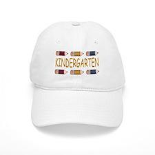 Best Teacher Gift Kindergarten Baseball Cap