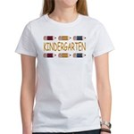 Best Teacher Gift Kindergarten Women's T-Shirt