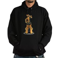 Airedale Welsh Terrier Hoodie