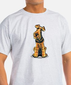 Airedale Welsh Terrier T-Shirt