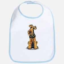 Airedale Welsh Terrier Bib