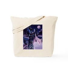 Cute Anubis Tote Bag