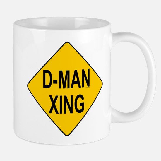 D-man Xing Mug