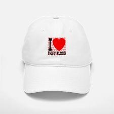 I Love Tiger Blood Baseball Baseball Cap