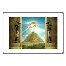 Cute Egyptian Banner