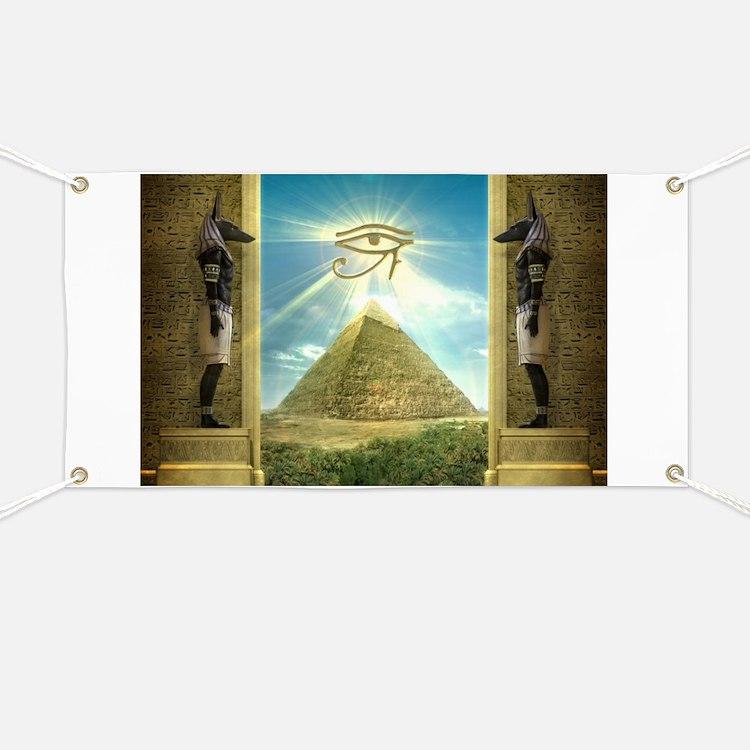 Cute Egypt Banner