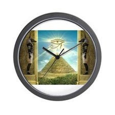Unique Egyptian Wall Clock