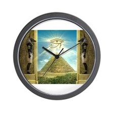 Cute Egyptian Wall Clock