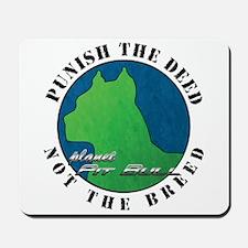 www.planetpitbull.com Mousepad