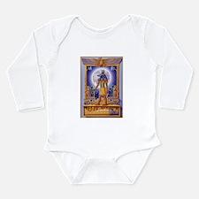 Cool Cairo Long Sleeve Infant Bodysuit