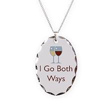 I Go Both Ways Necklace