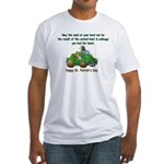 Irish Powered Fitted T-Shirt
