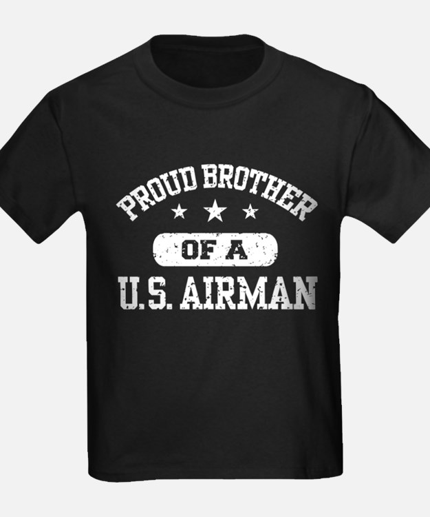 Proud Brother of a US Airman T
