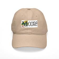 Moore Celtic Dragon Baseball Baseball Cap