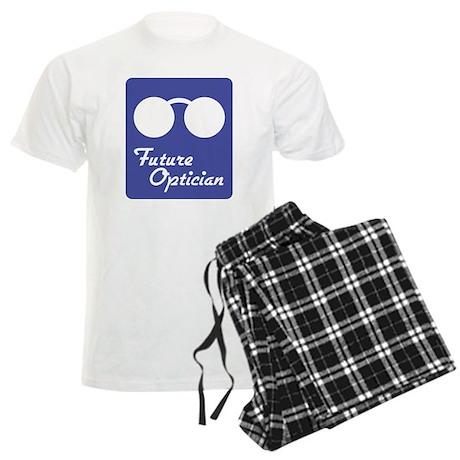 Future Optician Men's Light Pajamas