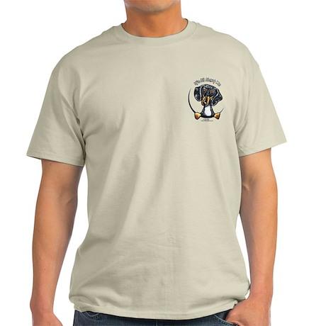 Dapple Doxie IAAM Pocket Light T-Shirt