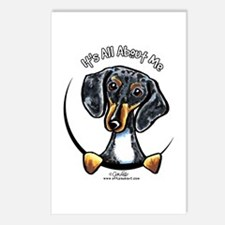Dapple Dachshund IAAM Postcards (Package of 8)