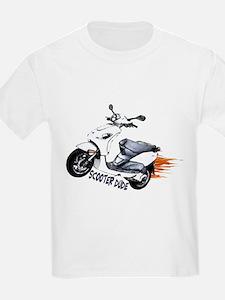 Scooter Dude Logo T-Shirt