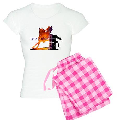Turn 'n Burn Women's Light Pajamas