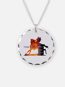 Turn 'n Burn Necklace