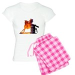 Turn 'n Burn Women's Light Pajamas