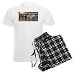 Big Butts Men's Light Pajamas