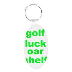 golf luck Keychains