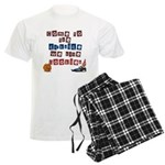 The Darkside Men's Light Pajamas