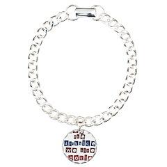 The Darkside Charm Bracelet, One Charm