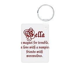 Bella Keychains