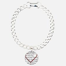 Robsessed Charm Bracelet, One Charm