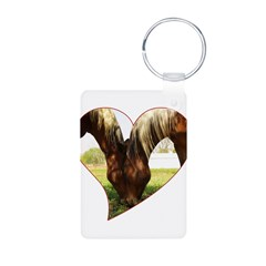 Horse Love Keychains