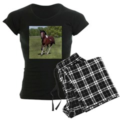 Pinto Foxtrotter Pajamas