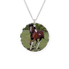Pinto Foxtrotter Necklace