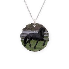 Cute Horse sports Necklace