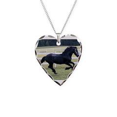 Baron Galloping Necklace