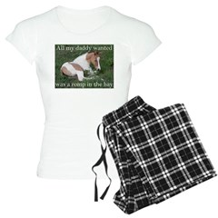 Sleeping foal Pajamas