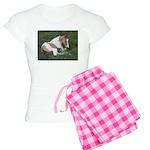 Sleeping foal Women's Light Pajamas