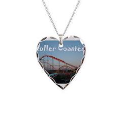 Sunset Coasters Necklace