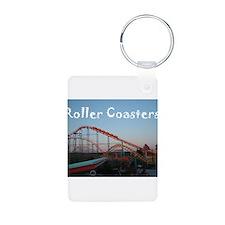 Sunset Coasters Keychains
