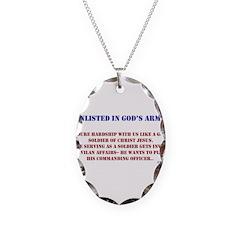 God's Army Necklace