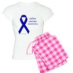 Colon Cancer Women's Light Pajamas