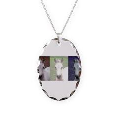 Horse Patriot Necklace