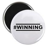 #WINNING Magnet