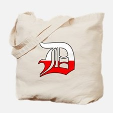 Detroit Polish D Tote Bag