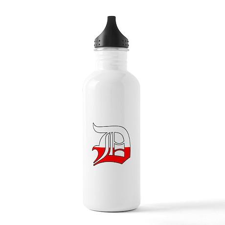 Detroit Polish D Stainless Water Bottle 1.0L