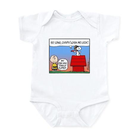 Flying Ace's Farewell Infant Bodysuit