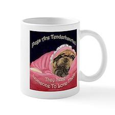 Pugaboo Pugs Are Tenderheartd Mug