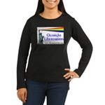Outright Libertarians Women's Long Sleeve Dark T-S