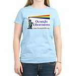 Outright Libertarians Women's Light T-Shirt
